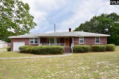 Lexington County, Richland County Single Family Home For Sale: 3287 Leaphart Rd