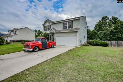 Single Family Home For Sale: 317 Ridgehill