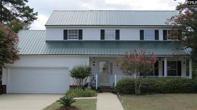 West Columbia Single Family Home For Sale: 376 Kitti Wake Drive