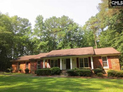 Lexington County, Newberry County, Richland County, Saluda County Single Family Home For Sale: 244 Fox Run