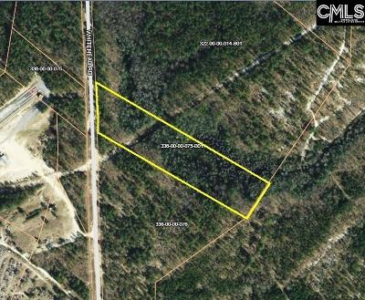 Lugoff Residential Lots & Land For Sale: 812 Whitehead