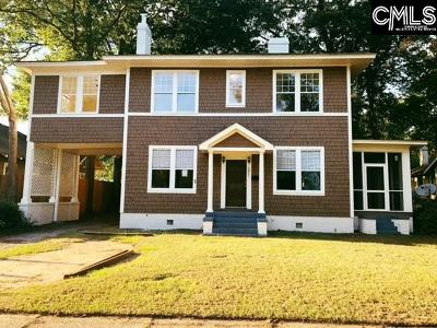 Shandon Single Family Home For Sale: 2821 Blossom