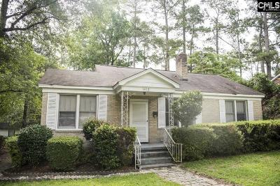 Columbia Single Family Home For Sale: 1412 Whittaker