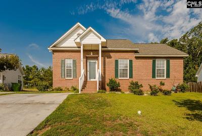 Irmo Single Family Home For Sale: 107 Caddis Creek