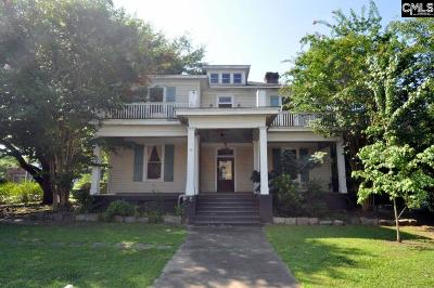 Newberry Single Family Home For Sale: 1608 Main