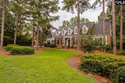 Columbia SC Single Family Home Contingent Sale-Closing: $365,000