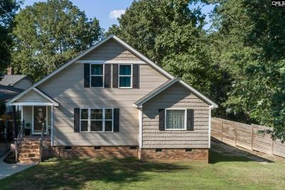 Lexington County, Newberry County, Richland County, Saluda County Single Family Home For Sale: 104 Long Point