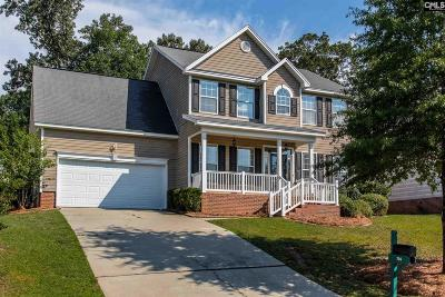 Irmo Single Family Home For Sale: 704 Whitewater