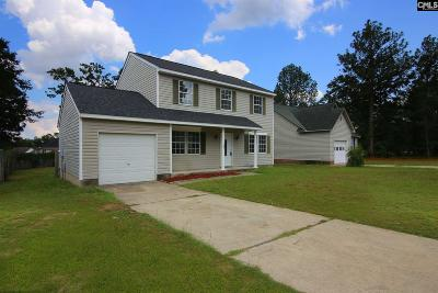 West Columbia Single Family Home For Sale: 104 Stonewood