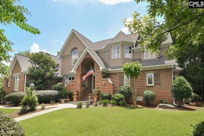 Irmo Single Family Home For Sale: 6 Ascot Ridge