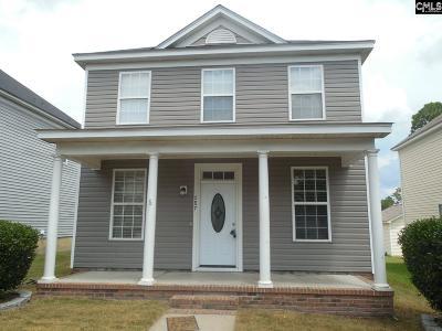 Columbia Single Family Home For Sale: 287 Bassett