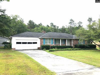 Orangeburg Single Family Home For Sale: 649 Hampton