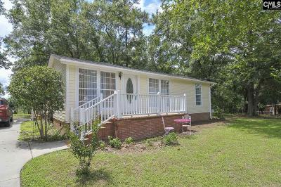 Blythewood Single Family Home For Sale: 213 Pineway