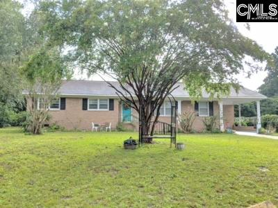 Camden Single Family Home For Sale: 2015 Arnett
