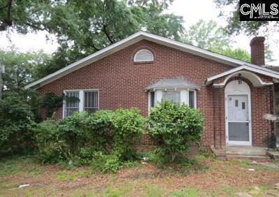 Columbia Single Family Home For Sale: 4719 Monticello