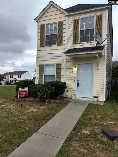 Columbia SC Single Family Home For Sale: $78,500