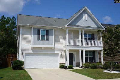 Persimmon Grove Single Family Home For Sale: 580 Blue Ledge