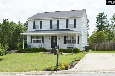 Single Family Home For Sale: 160 Bridleridge