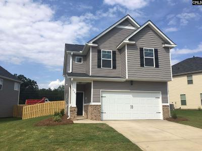 Chapin Single Family Home For Sale: 209 Bickley View #Lot 25