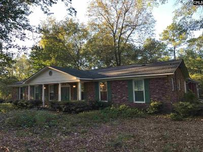 Lexington County Single Family Home For Sale: 1348 Old Cherokee