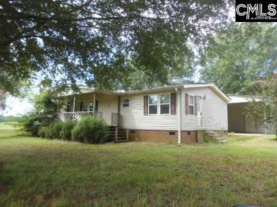 Saluda Single Family Home For Sale: 145 Big Creek