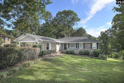 Forest Acres Single Family Home For Sale: 303 Laurel Springs