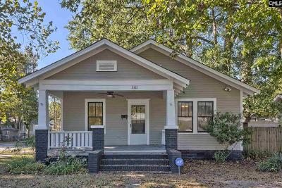 Earlewood Single Family Home For Sale: 3101 Columbia