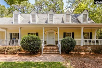 Kershaw County Single Family Home For Sale: 804 Woodgate