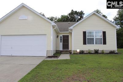 Single Family Home For Sale: 135 Cape Jasmine