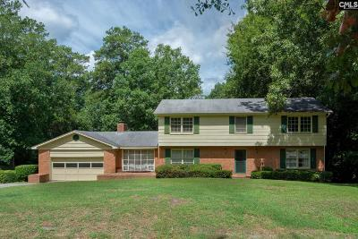 Arcadia Lakes Single Family Home For Sale: 6707 Lake Arcadia