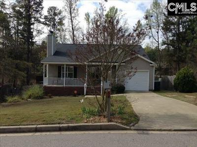 Irmo Single Family Home For Sale: 29 Bradstone