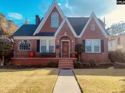 Shandon Single Family Home For Sale: 2612 Monroe
