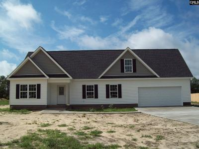 Kershaw County Single Family Home For Sale: 421 Eskie Dixon Road