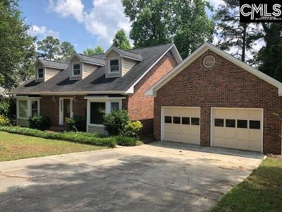 Lexington County, Richland County Single Family Home For Sale: 115 Emerald Lake