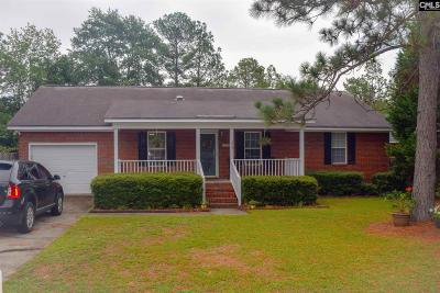 West Columbia Single Family Home For Sale: 229 Cedar Hill
