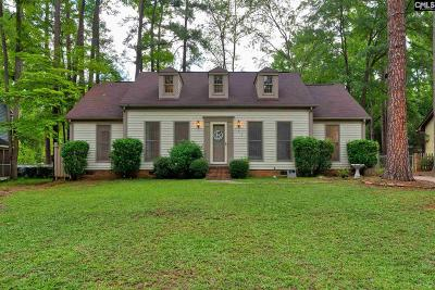 Irmo Single Family Home For Sale: 108 Fallsbury