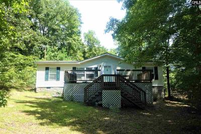 Lexington County, Newberry County, Richland County, Saluda County Single Family Home For Sale: 109 Shull Fork