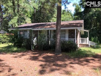 Walterboro Single Family Home For Sale: 408 Gadsden