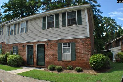 Lexington County, Richland County Townhouse For Sale: 1613 Grays Inn