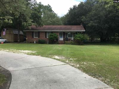 Lugoff Single Family Home For Sale: 232 Cook