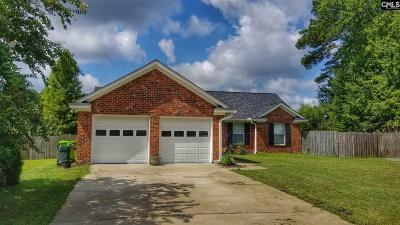 Lexington County, Newberry County, Richland County, Saluda County Single Family Home For Sale: 1237 Parliament Lake