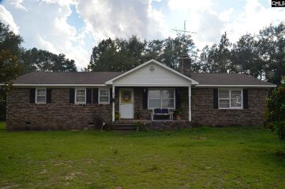 Kershaw County Single Family Home For Sale: 3615 Timrod