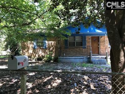 Walterboro Single Family Home For Sale: 49 Lambright
