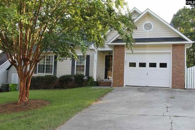 Lexington County, Newberry County, Richland County, Saluda County Single Family Home For Sale: 511 Sweet Thorne Rd