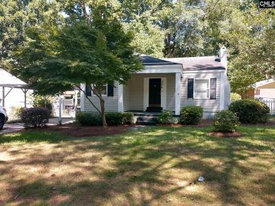Single Family Home For Sale: 2874 Ashton