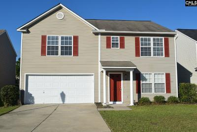 Columbia Single Family Home For Sale: 390 Fox Trot