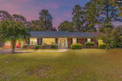 Single Family Home For Sale: 6132 Crabtree