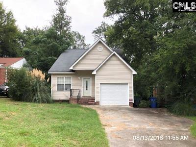 Lexington County, Richland County Single Family Home For Sale: 626 Colleton