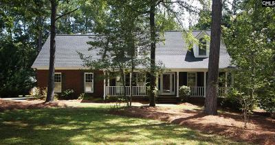 Lexington County, Newberry County, Richland County, Saluda County Single Family Home For Sale: 344 Night Harbor