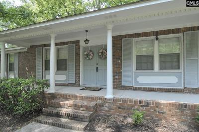 Columbia SC Single Family Home For Sale: $146,000